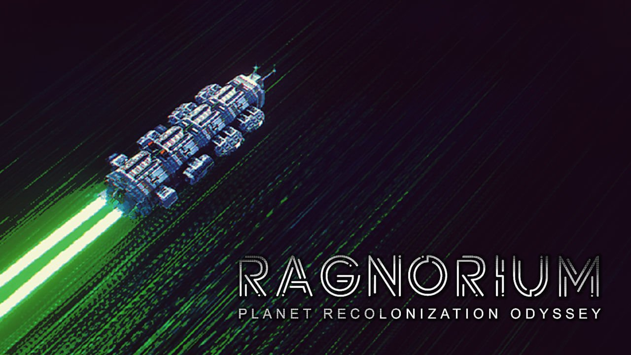 Space Colony Simulator Ragnorium Is Now Out On Steam Early Access