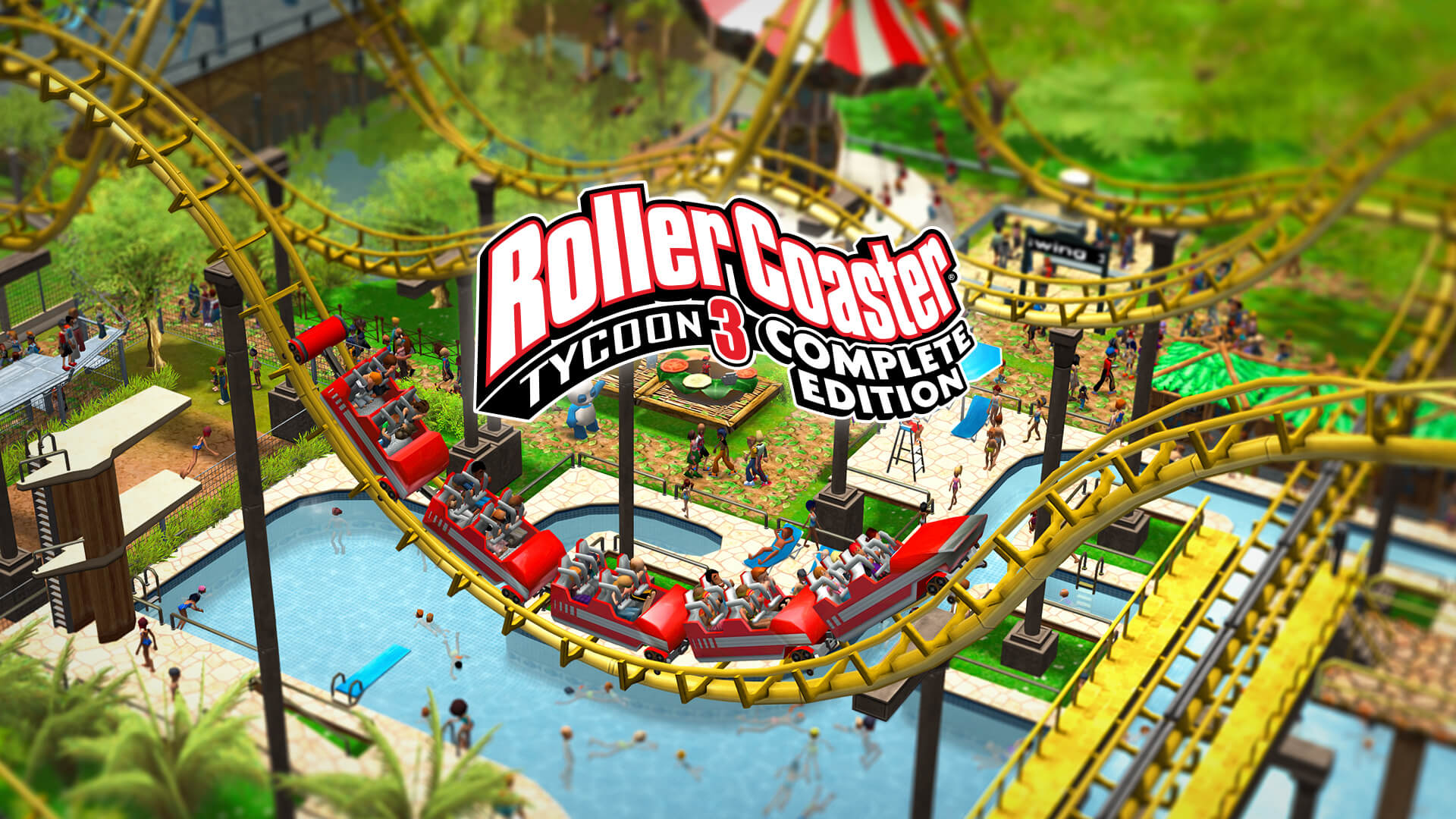 RollerCoaster Tycoon 3: Complete Edition Launches