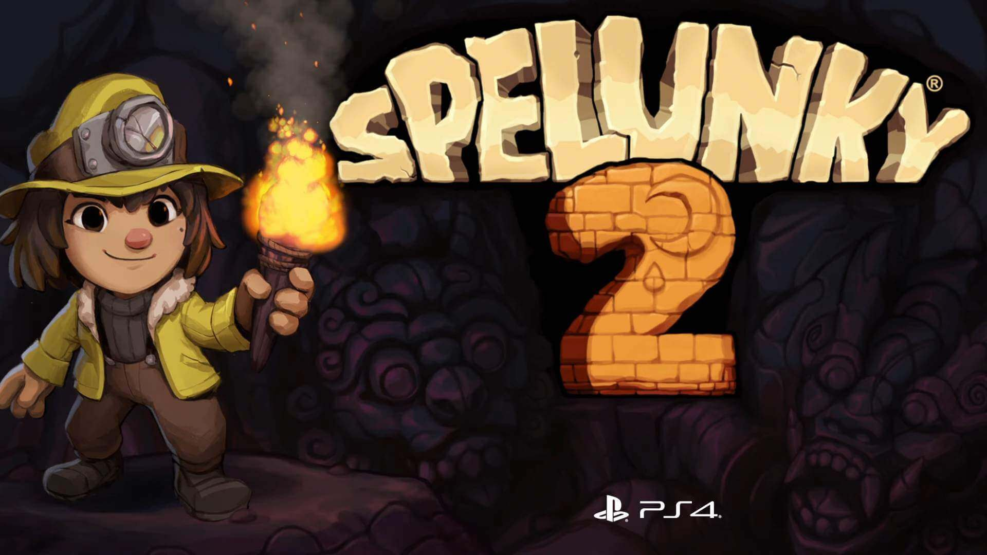 Spelunky 2 is Now Available on PlayStation 4