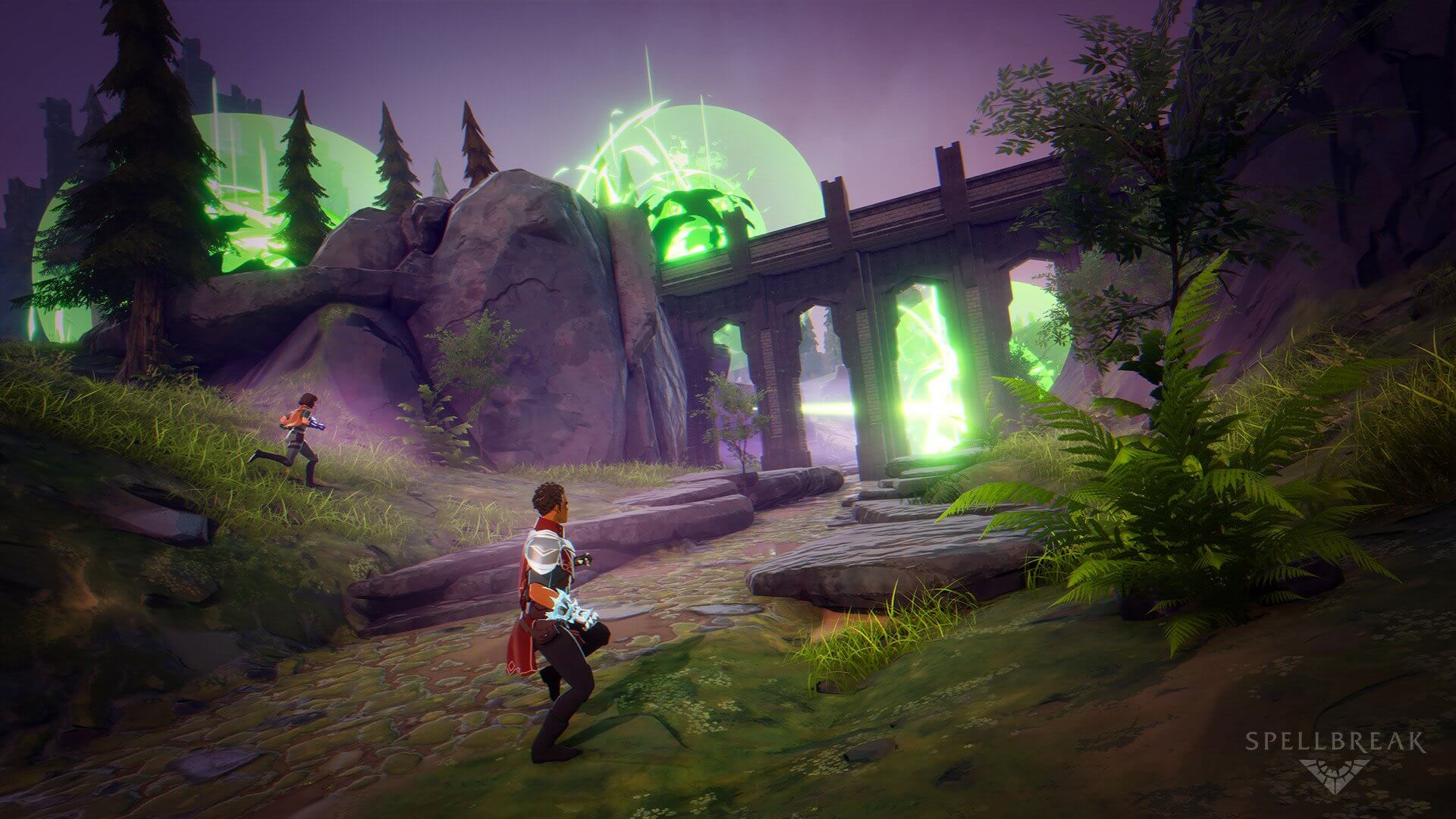 Spellbreak Casts Onto PC and Consoles Today