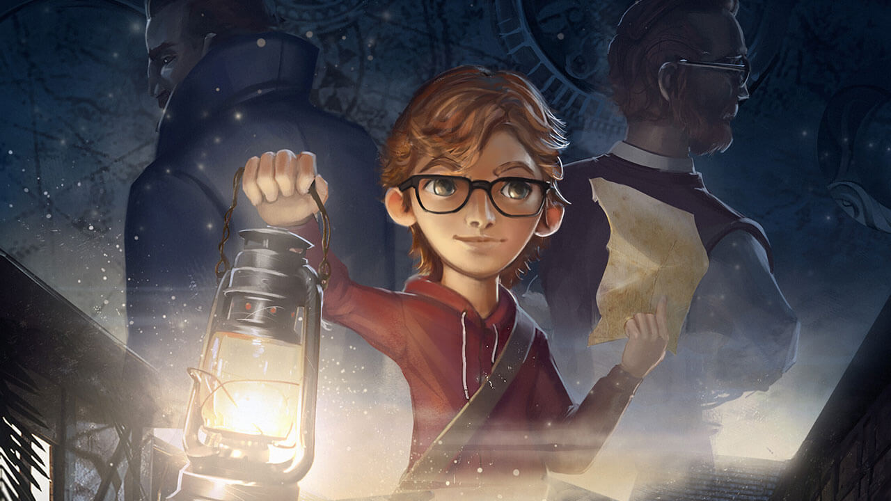 Wily Morgan and the Curse of Bone Town Review: Not So Secret Treasure