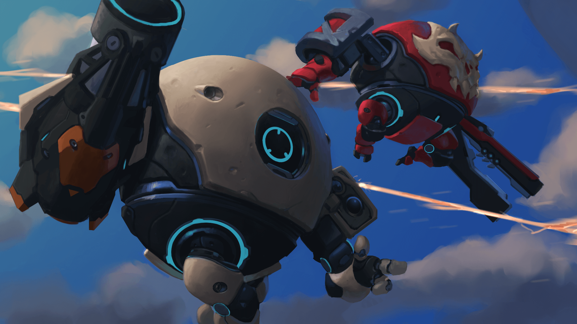 Diabotical is Now Available on the Epic Games Store