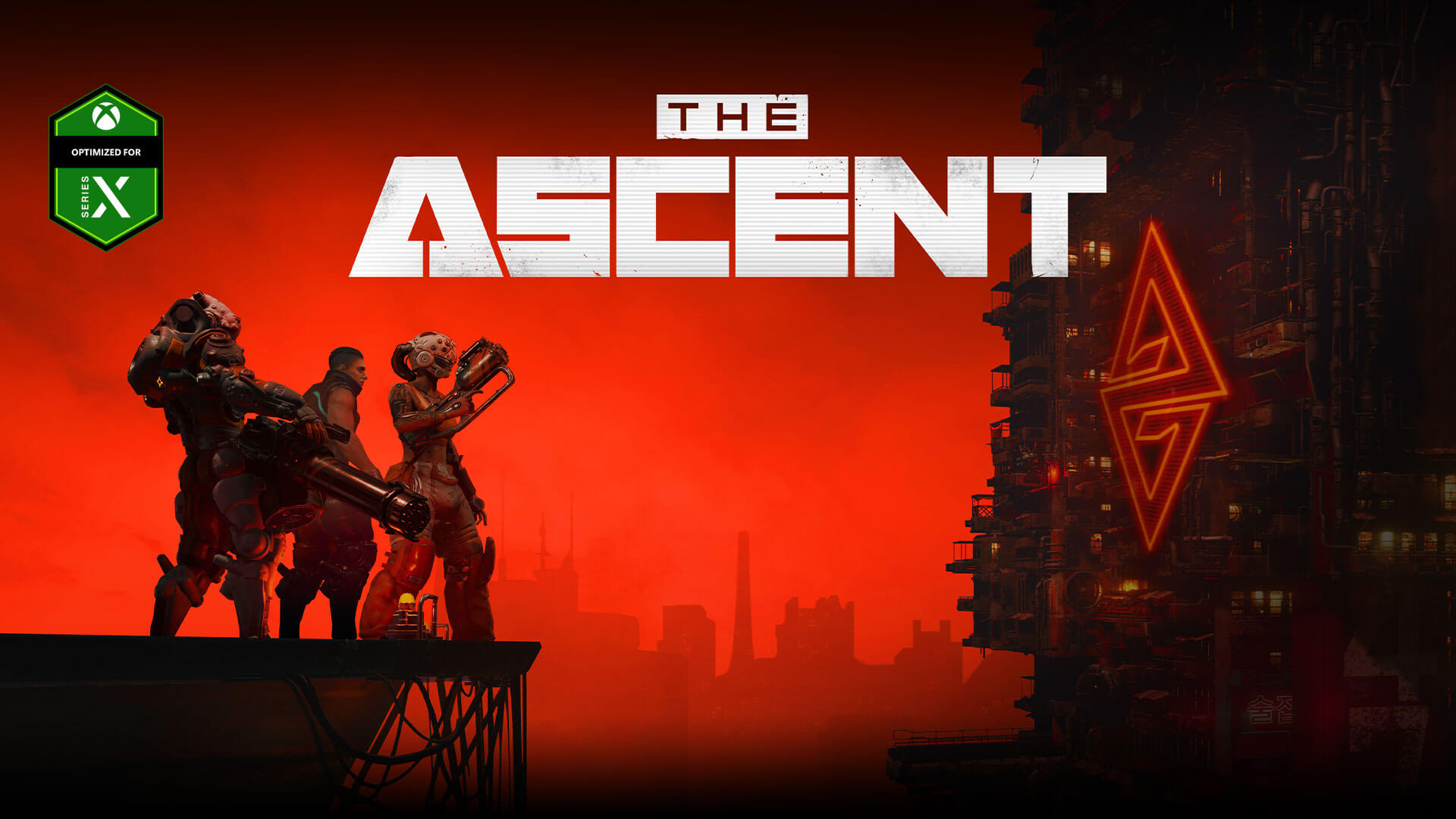 The Ascent Launches on PC and Xbox Consoles in 2021