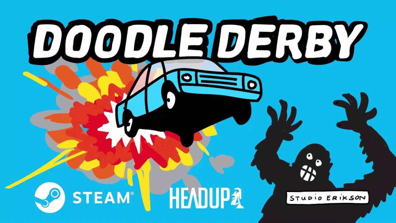 Doodle Derby Sends Spooks and Frights This Halloween