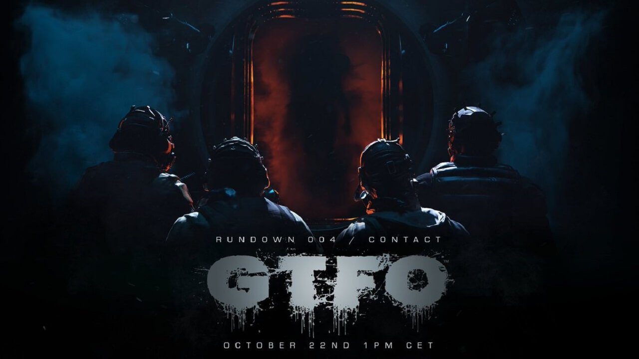 GTFO's Next Expedition Releases on October 22
