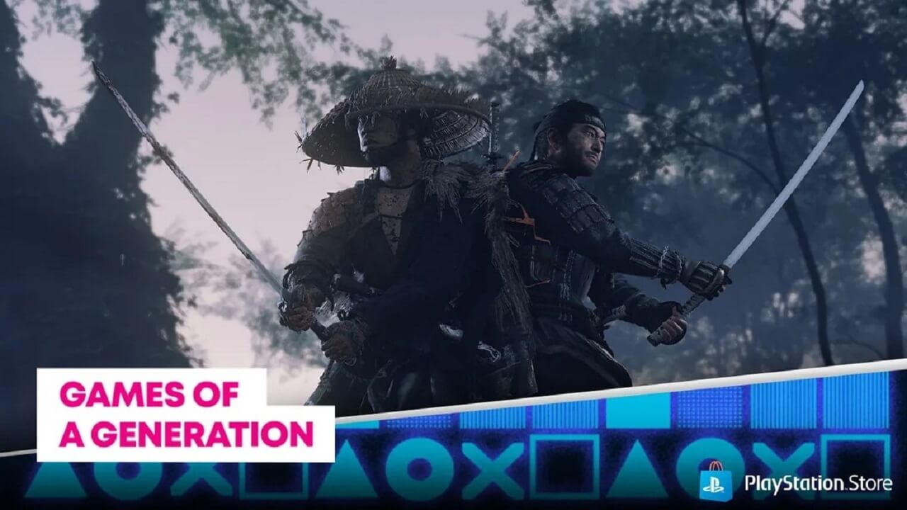 PlayStation Games of a Generation Sale Best Deals