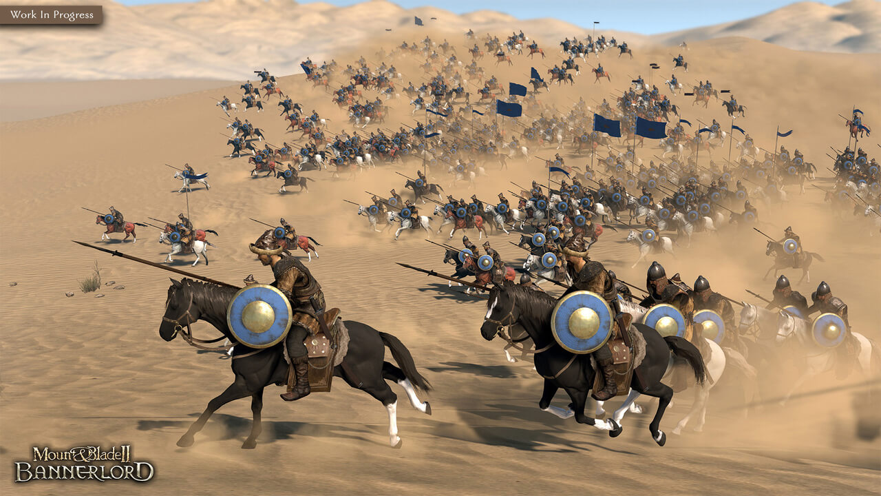 Mount and Blade II: Bannerlord October 25 Update Patch Notes