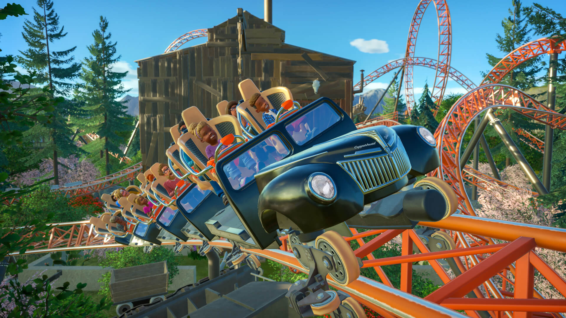 Planet Coaster: Console Edition Launches November 10