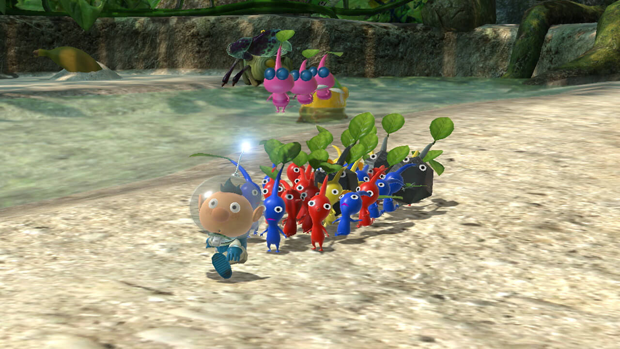 Pikmin 3 Deluxe Demo is Coming to the Nintendo eShop