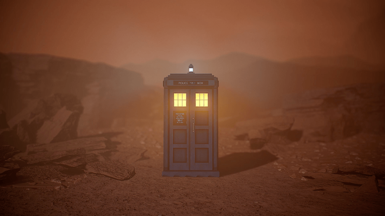 Doctor Who: The Edge of Reality Releases Next Year