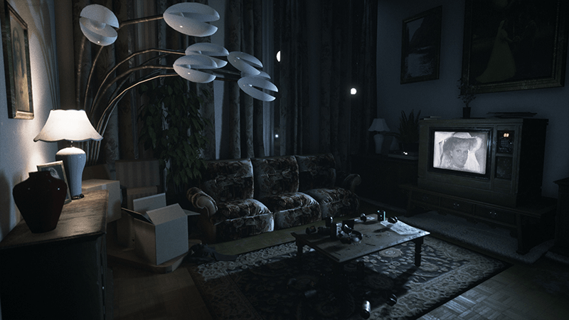 Visage: A Realistic Horror Game Launches October 30