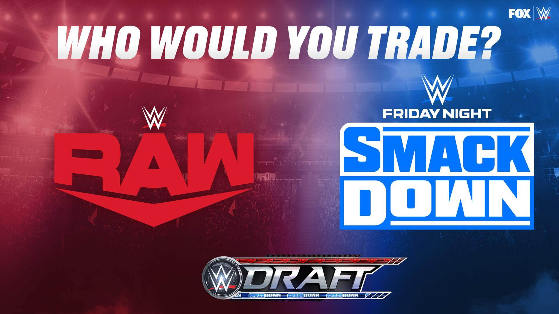 WWE Draft 2020 Results - Rehashing the Same Old Stories