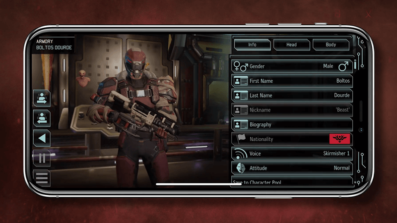 XCOM 2 Collection on iOS: Gameplay Video Revealed