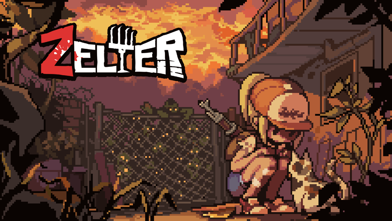 Zelter Unleashes A Pixelated Zombie Apocalypse on Early Access