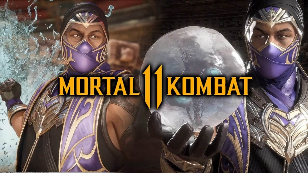 Rain is Featured in the Newest MK 11 Trailer