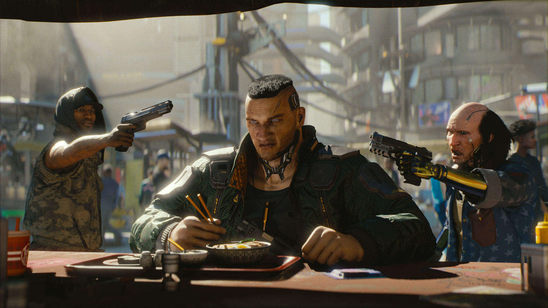 Cyberpunk 2077 Launches on Stadia November 19th
