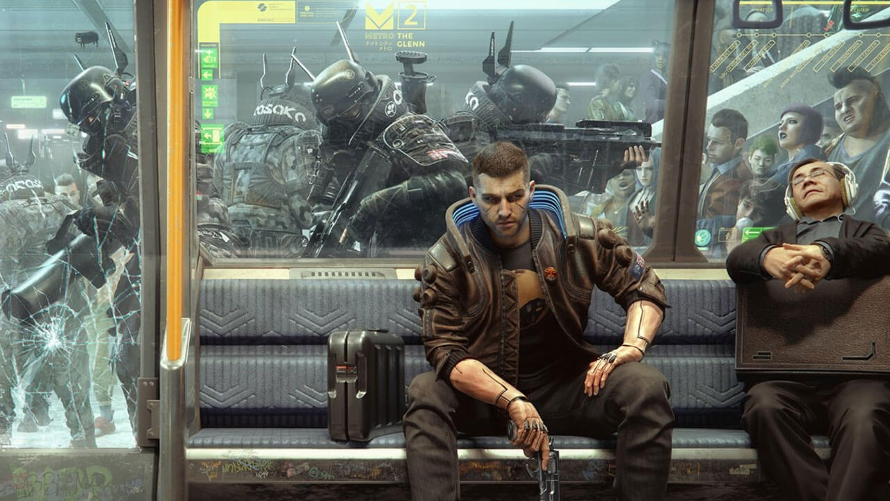 Cyberpunk 2077 Delayed (Again) To December