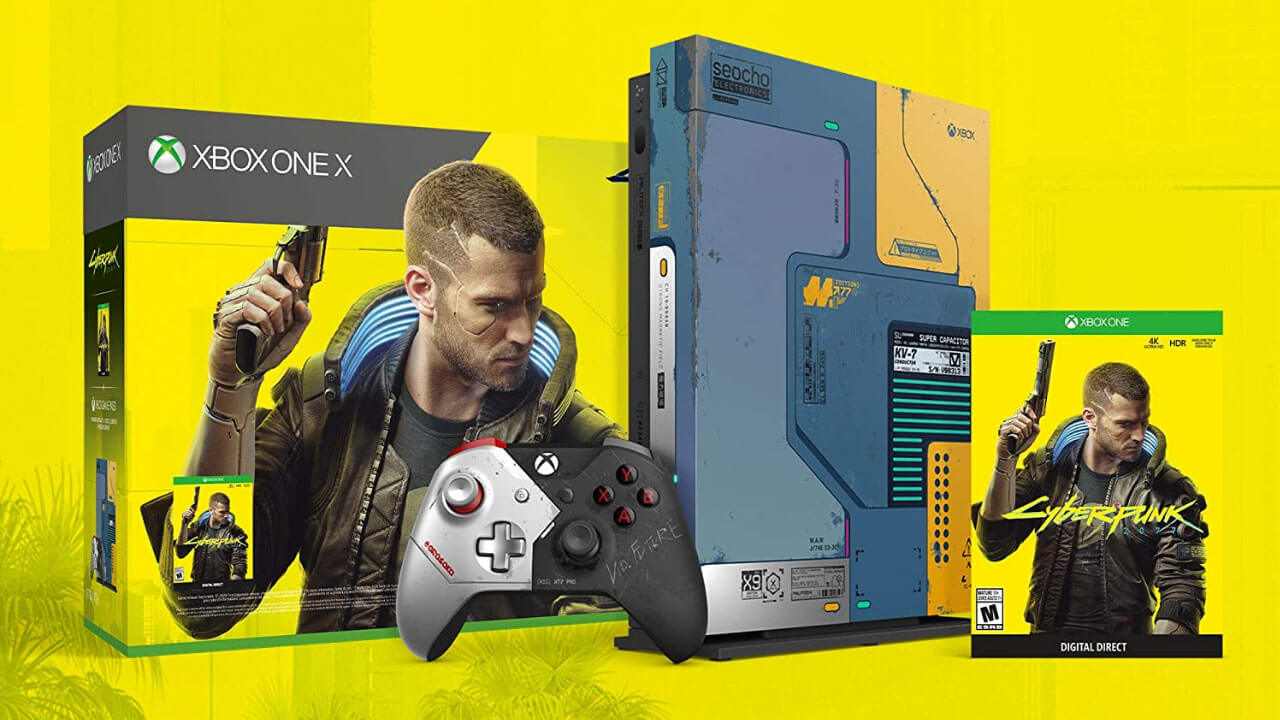 Cyberpunk 2077 Delay Due To PS4, Xbox One Versions