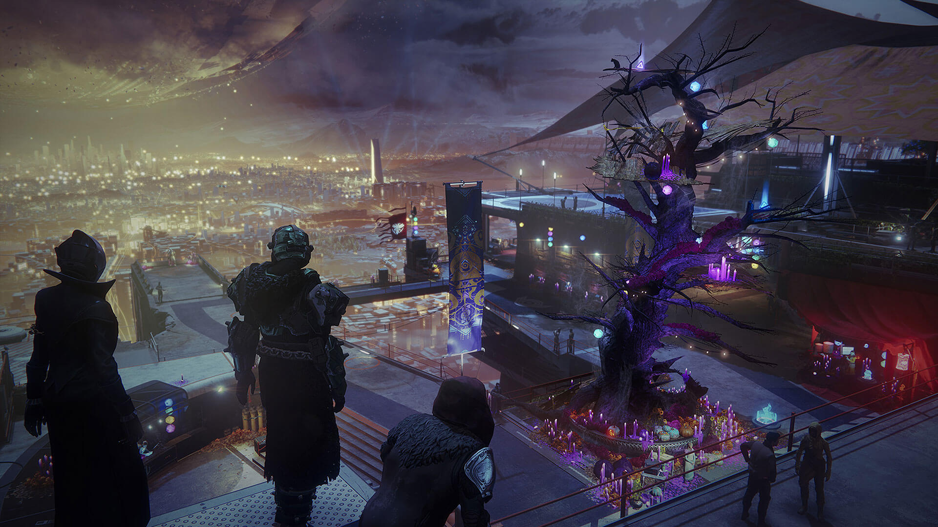 Festival of the Lost Returns to Destiny 2 Next Week