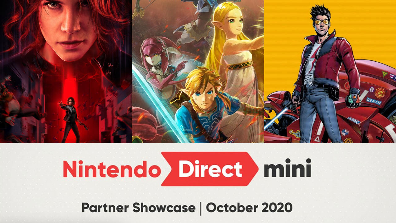 October Nintendo Direct Mini: Everything Announced
