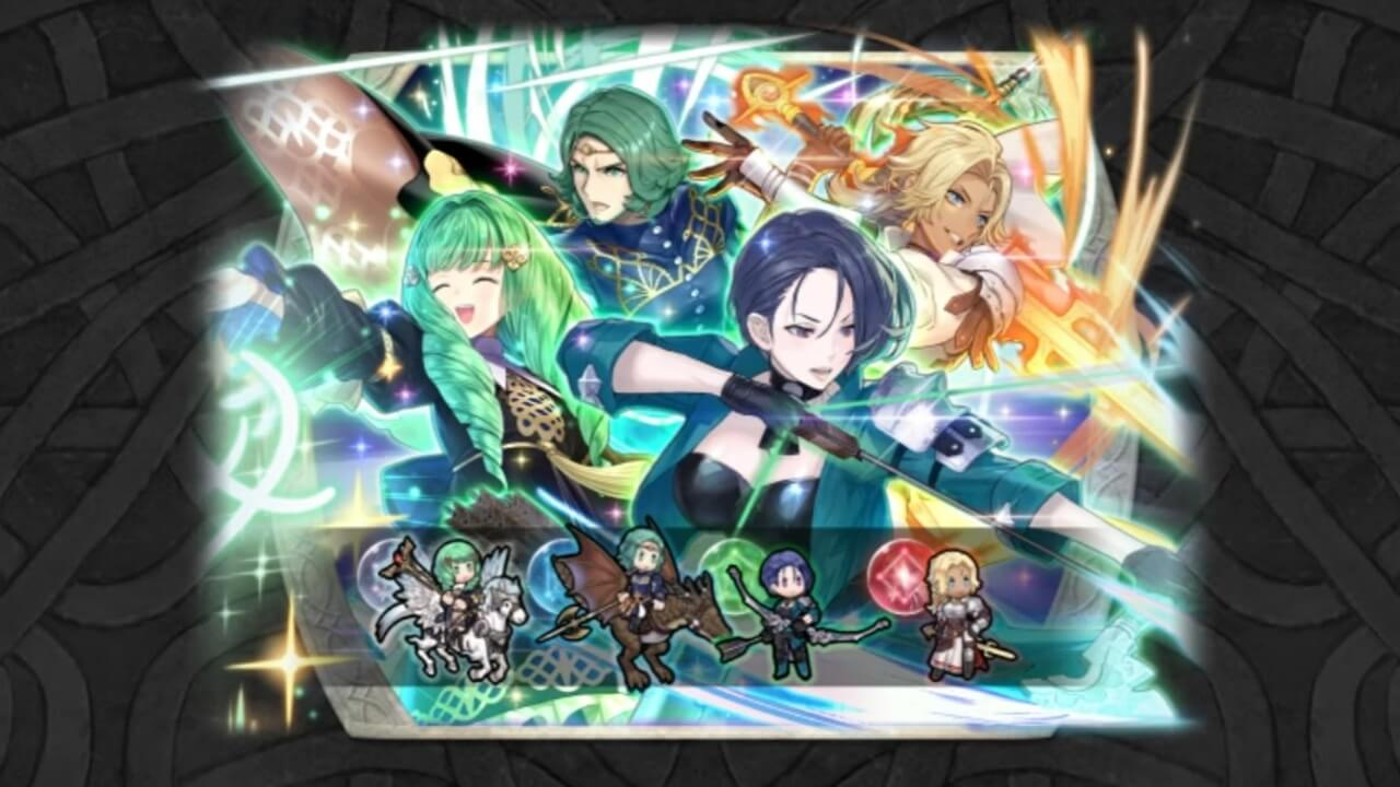 Fire Emblem Heroes Recruits 4 New Three Houses Characters