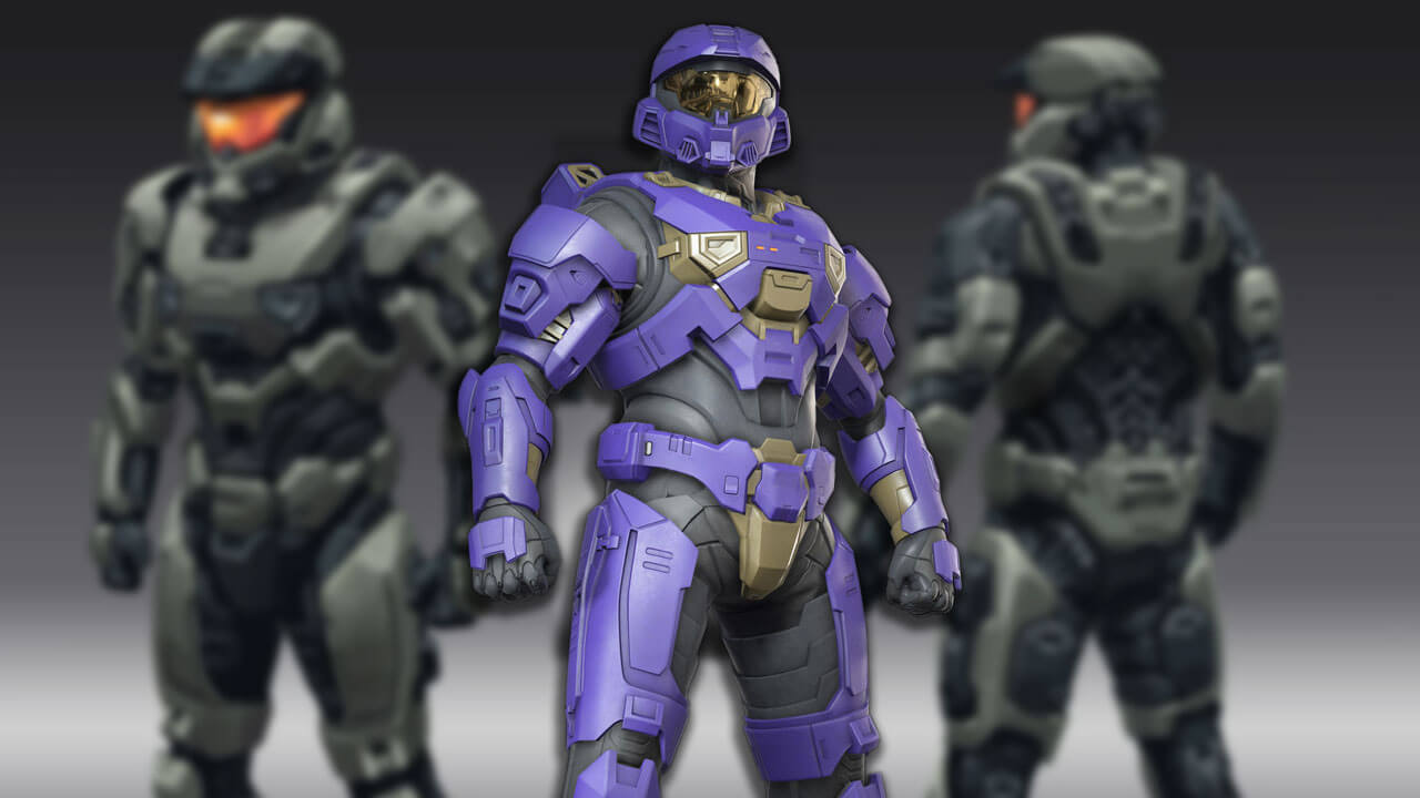 Halo Infinite Gets First Look at Multiplayer Armor