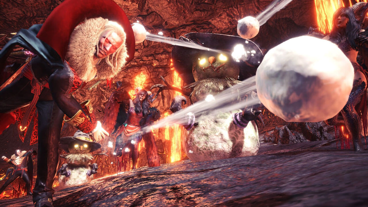 MHW: Iceborne - New Quests From the Fun Fright Festival