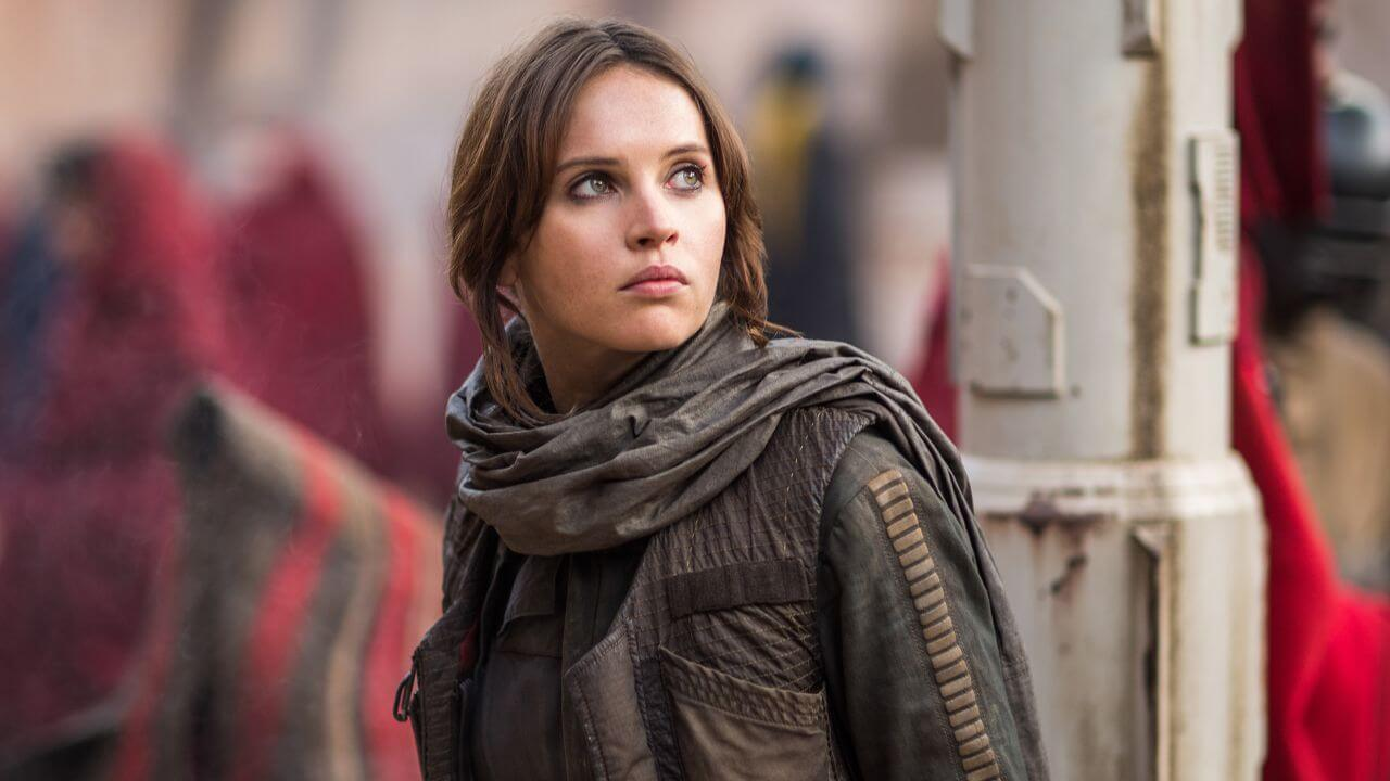 Rogue One's Felicity Jones Would Like to Reprise Role as Jyn Erso