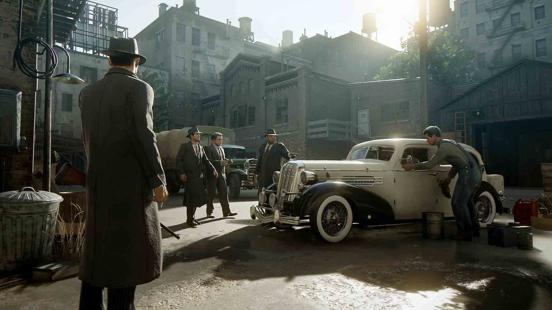 Mafia: Definitive Edition Releases First Major Update