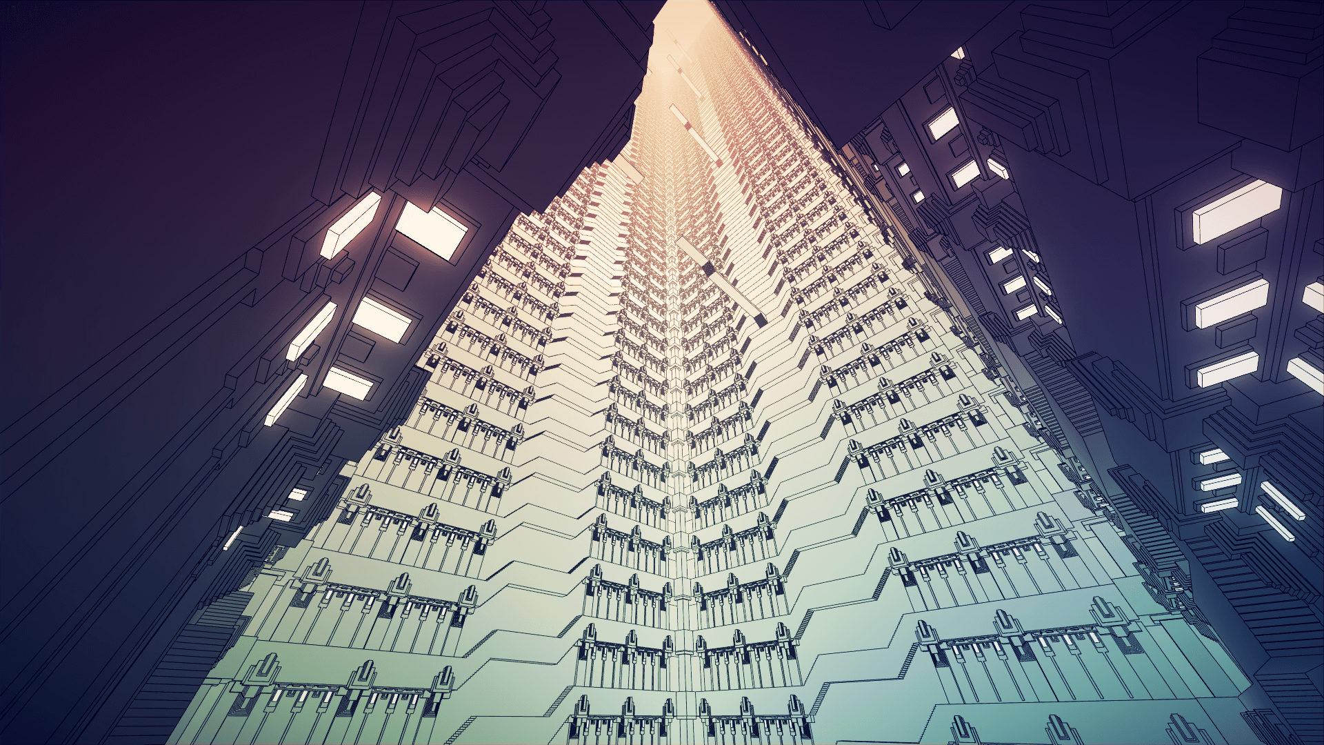 Manifold Garden is Now Available on Steam