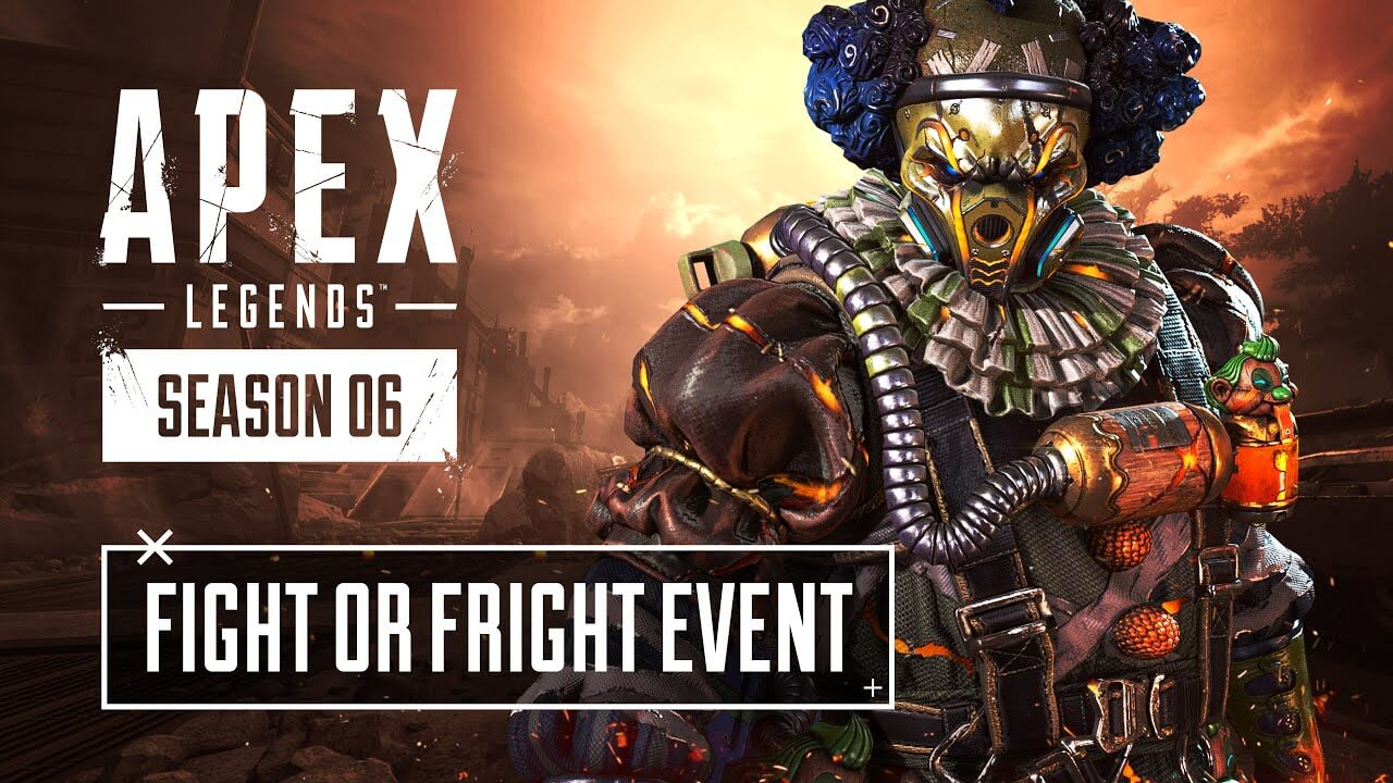Apex Legends Fight or Fright Event Announced