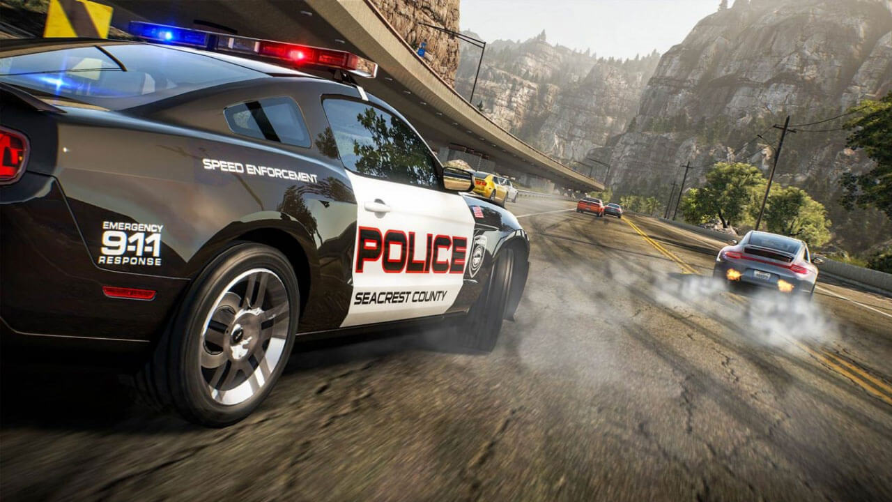 Need For Speed: Hot Pursuit Remastered Releases On November 6