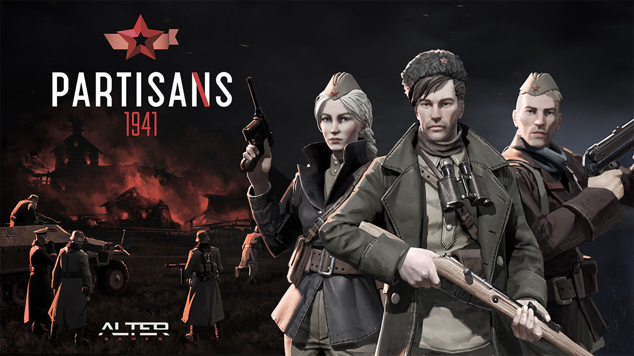 Partisans 1941 Releases On October 14 For PC