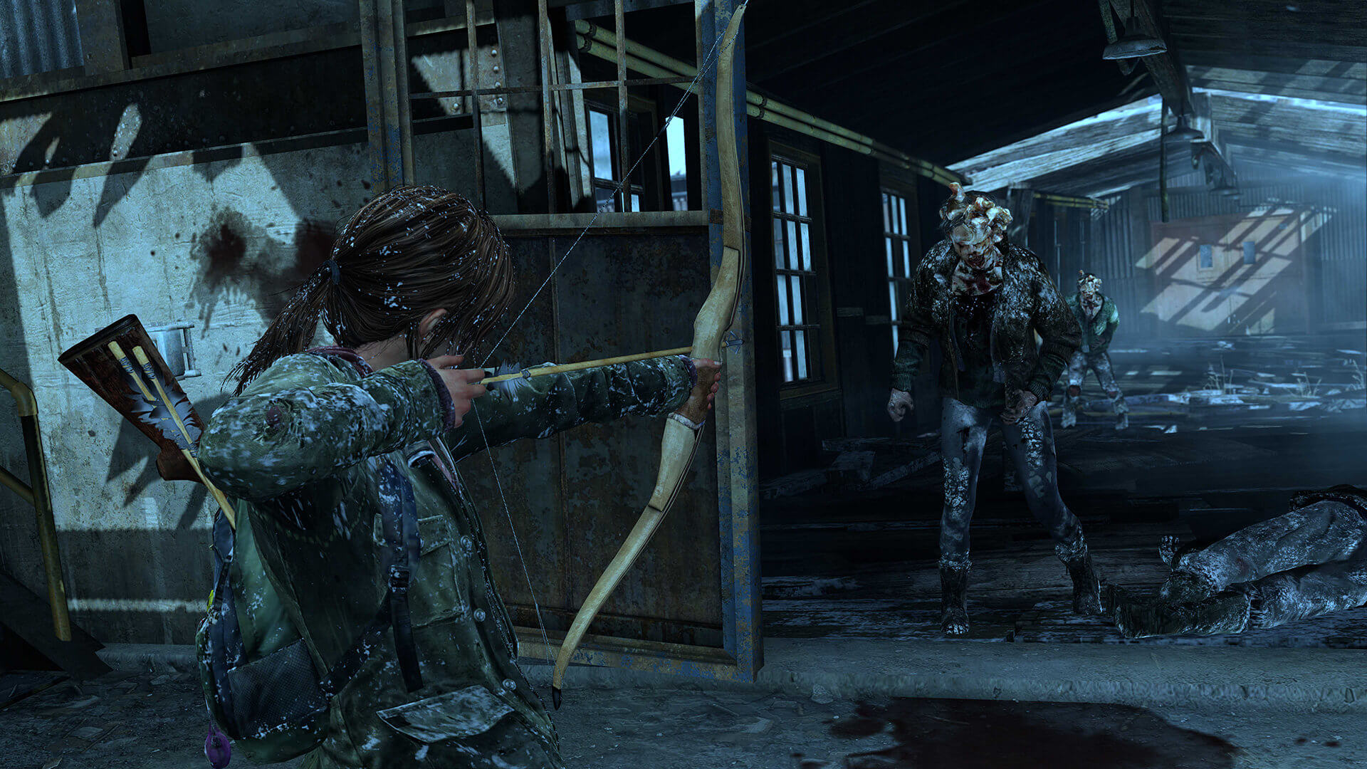 Last of Us Remastered Update Improves Load Times