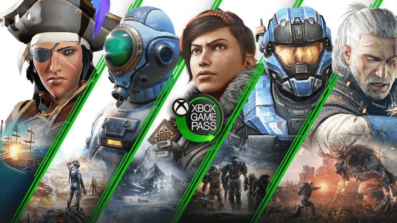 Xbox Game Pass - 10 Games for Casual Console Gameplay