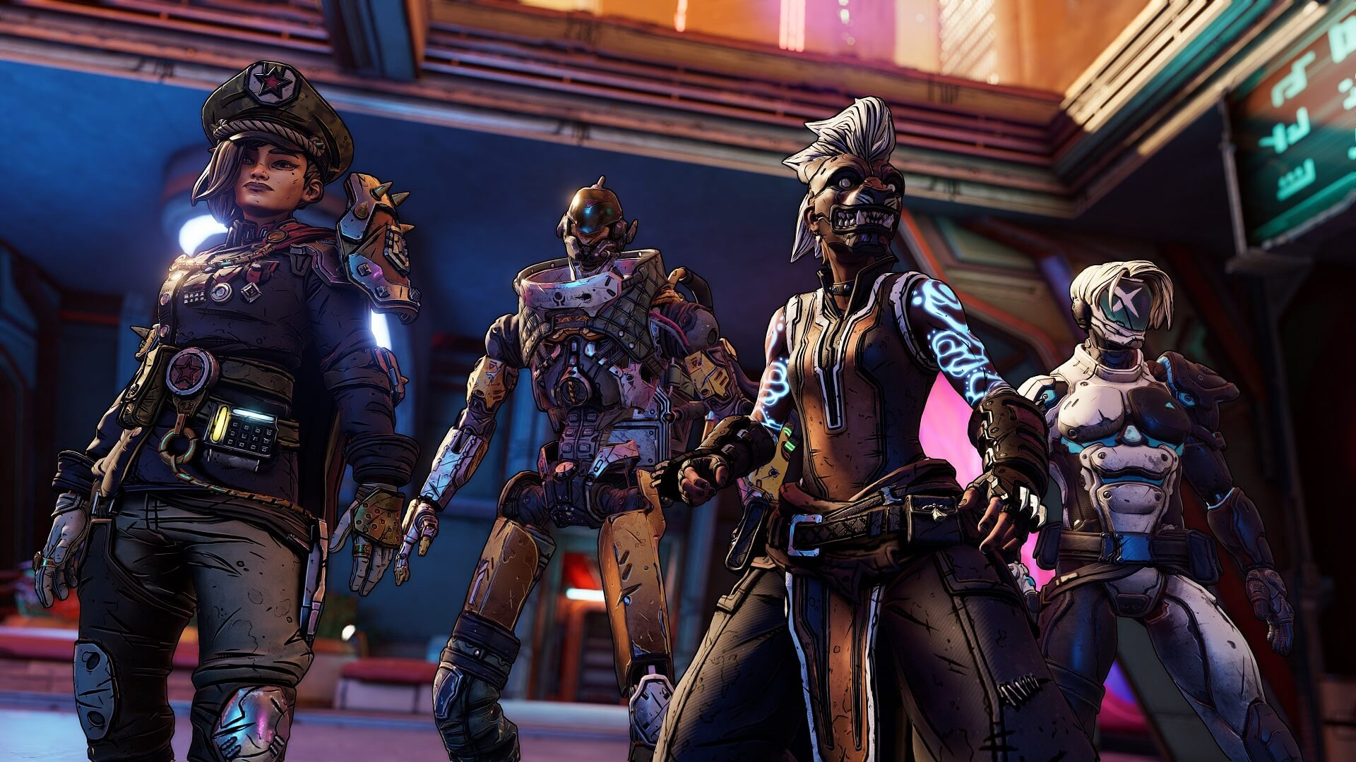 Borderlands 3 Next-Level Edition is Now Available