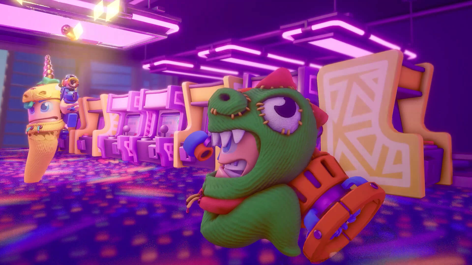 Worms Rumble Releases on PC and Consoles Tomorrow
