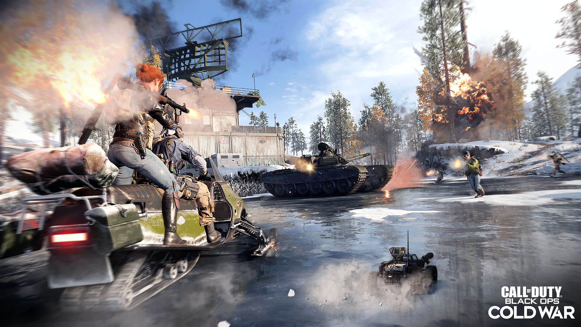 Call of Duty: Black Ops Cold War Guide - Mean Machine Achievement
