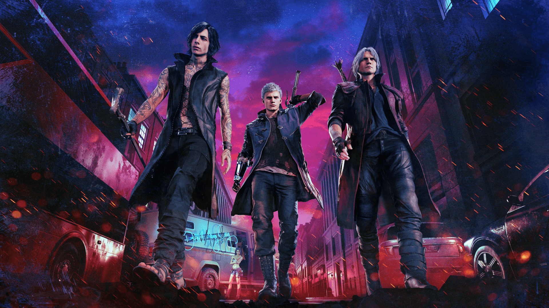 Devil May Cry 5 Special Edition is Available Now