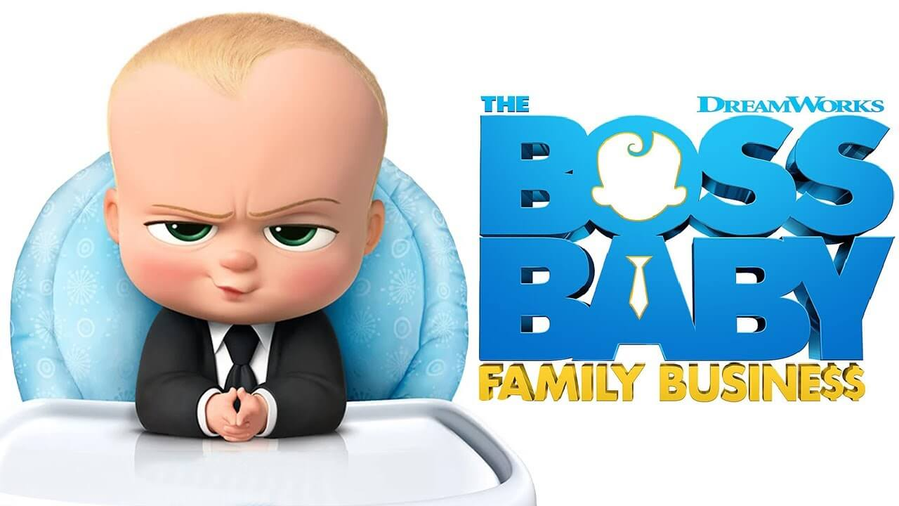 The Boss Baby Sequel Announced With New Trailer
