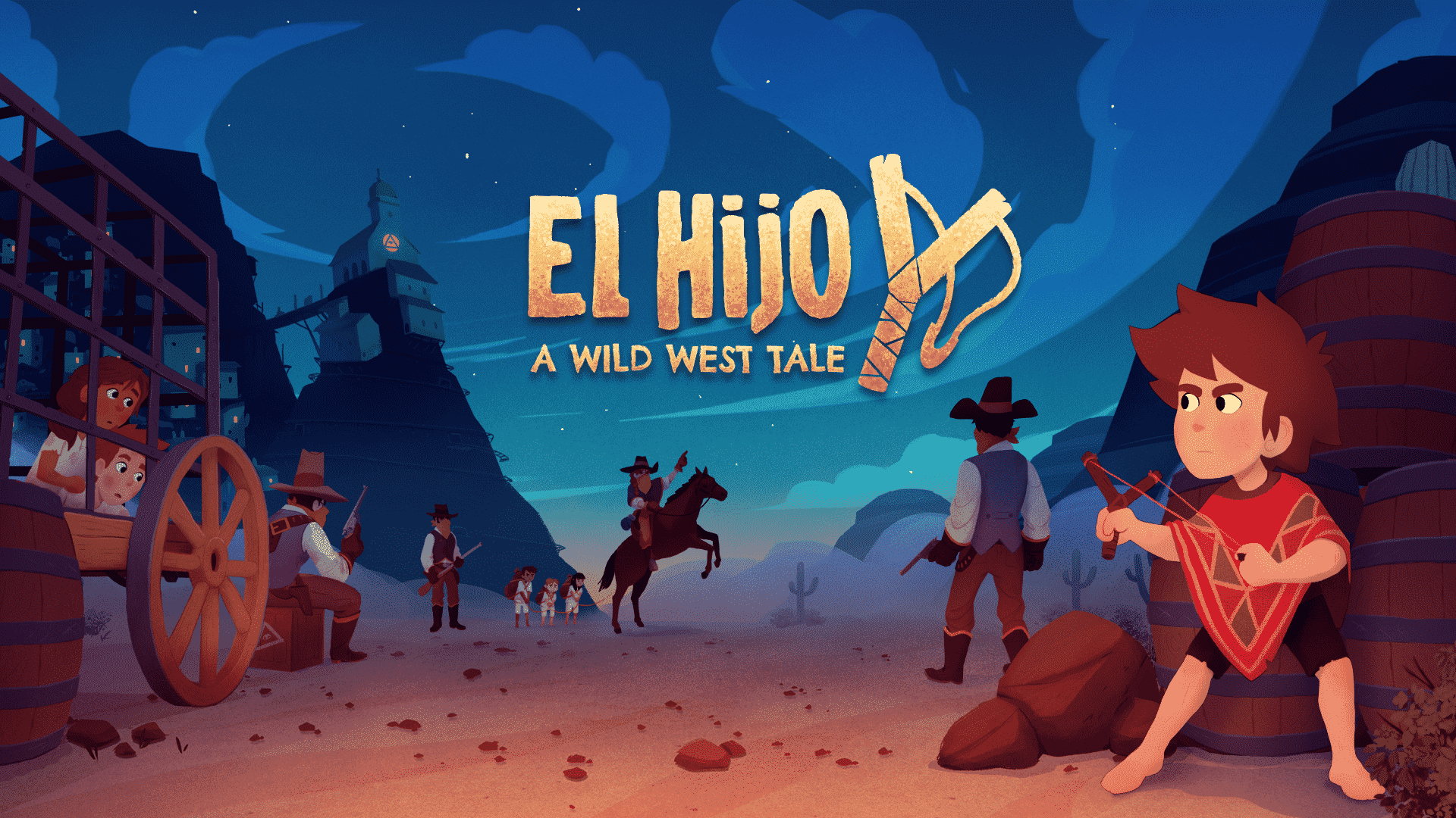 El Hijo Releases Next Month on PC and Stadia