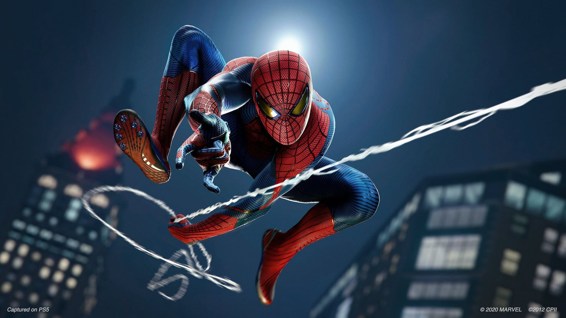 Marvel's Spider-Man Update Adds PS5 Save Transfer