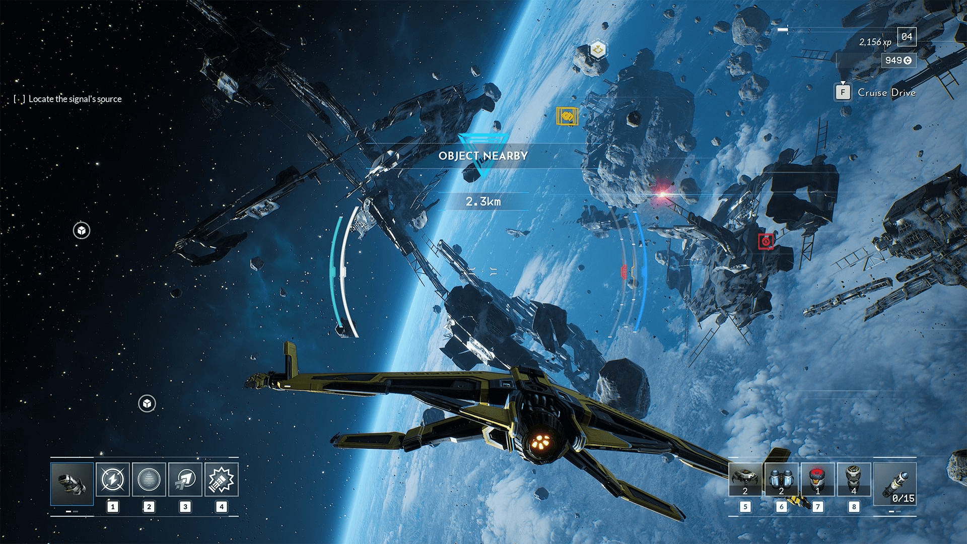 Everspace 2 Delayed Because of Cyberpunk 2077 Release Date