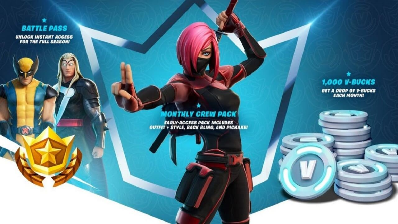 Fortnite Could Be Getting a Subscription Service