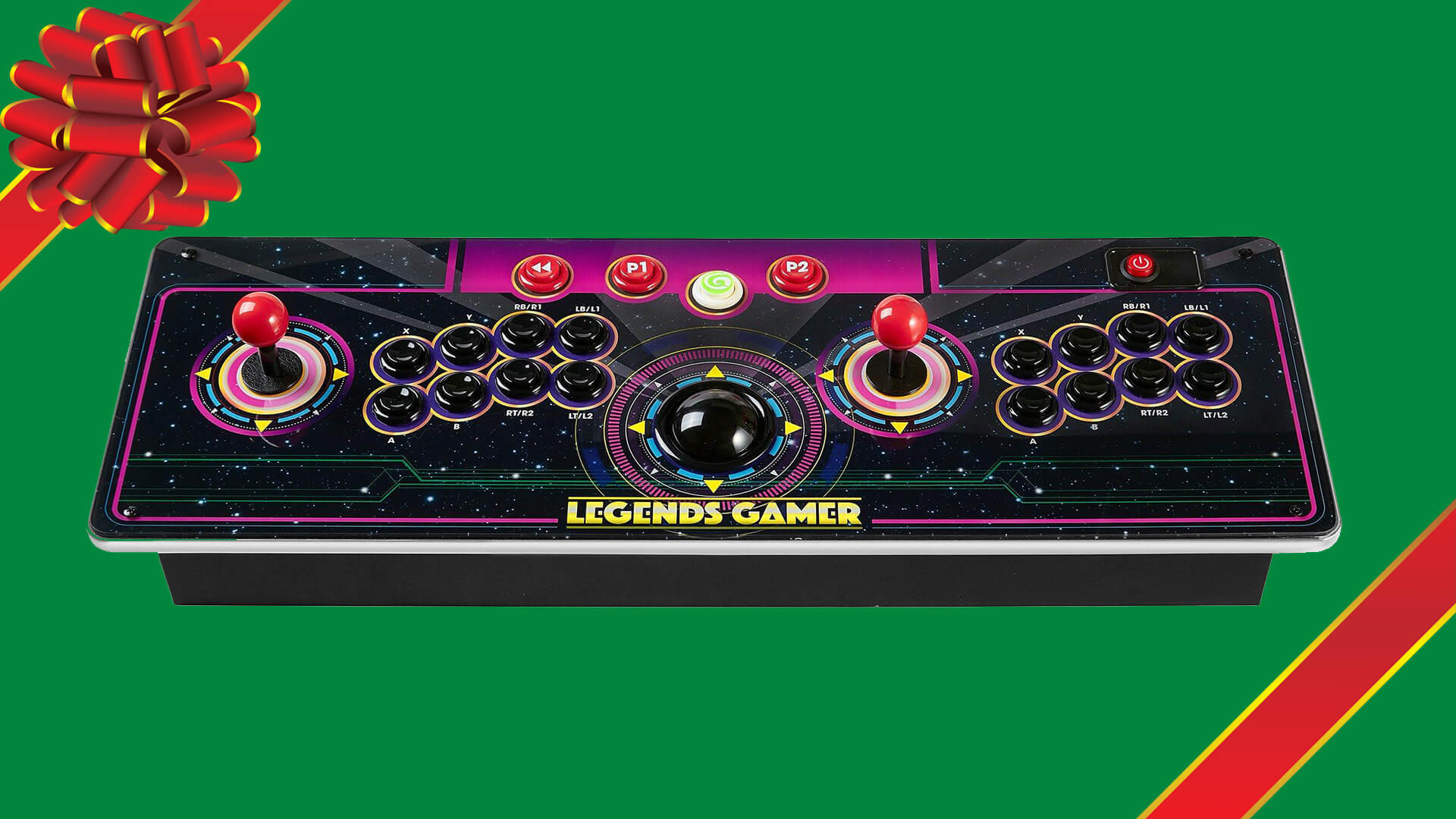 Legends Gamer Pro Review: Taking Arcade Games to a New Level