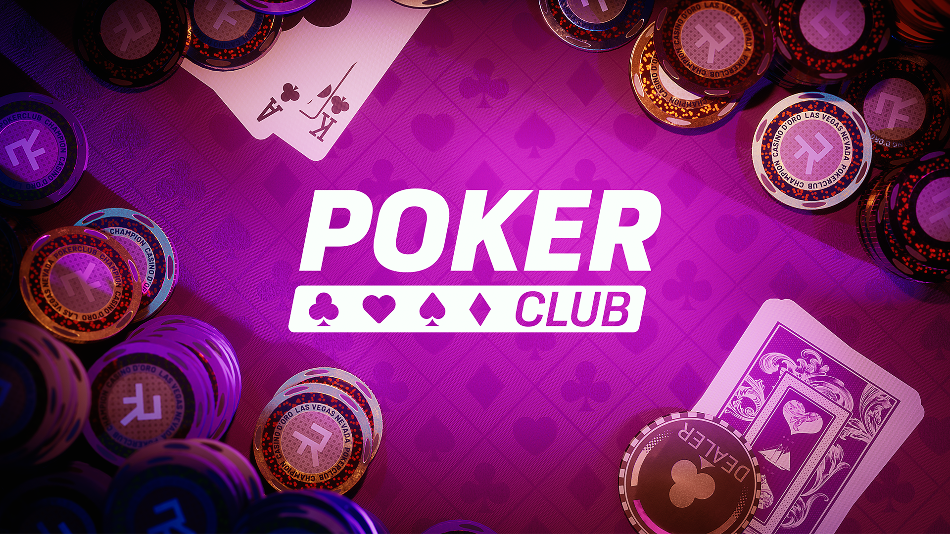 Poker Club Launches on Xbox One, Series X|S, PC, PS4 and PS5