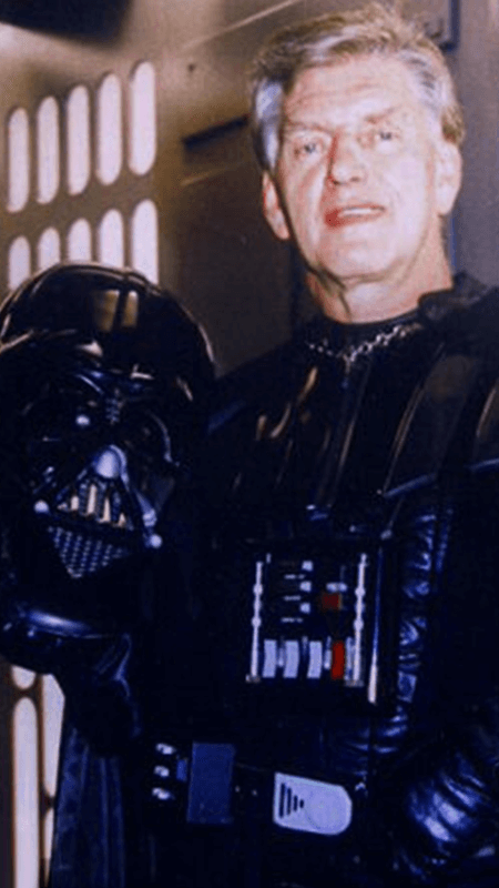 Dave Prowse: Darth Vader Actor Passes Away At Age 85
