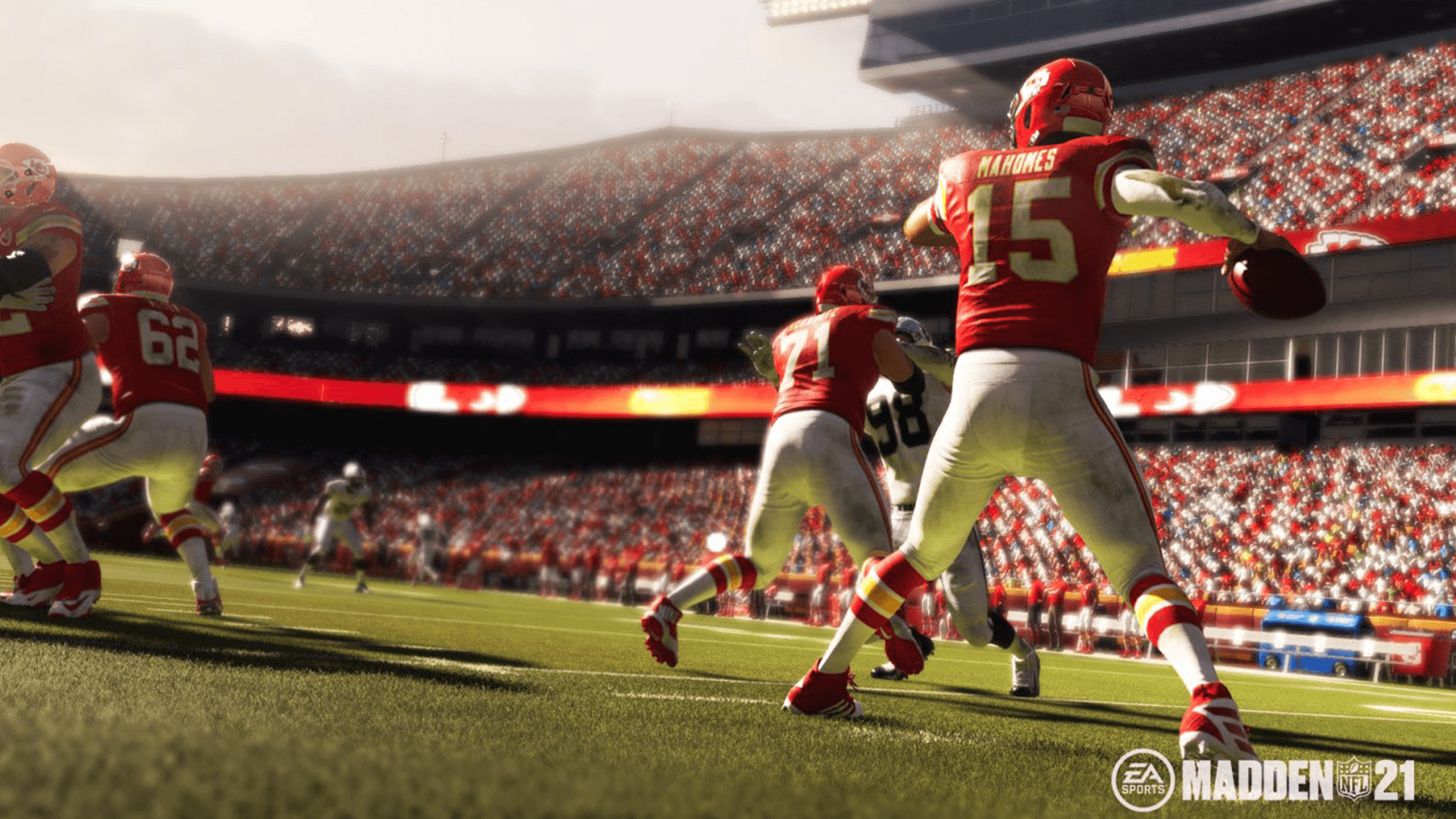 Madden NFL 21 is Having a Campbell's Chunky Tournament