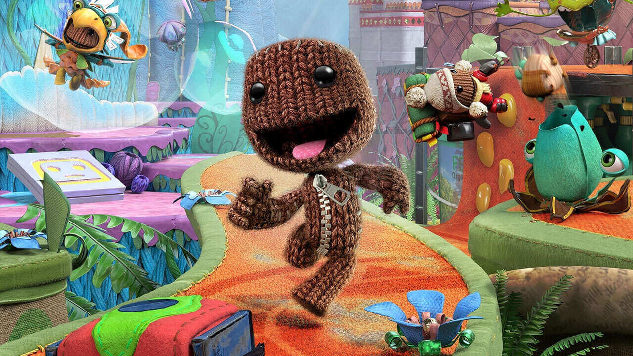Sackboy: Online Co-Op Delayed Until Later This Year
