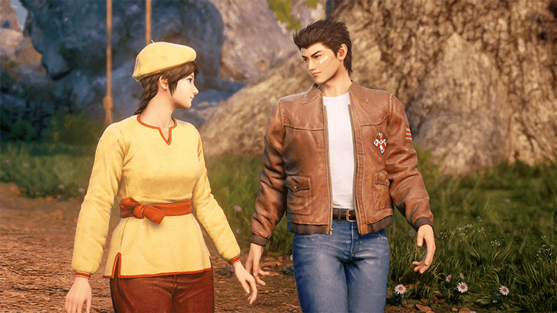 Shenmue III on Steam Launches on November 19 Shenmue PC III on Steam Launches on November 19